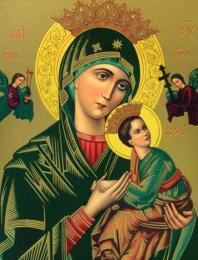 Feast Day Celebration of Our Mother of Perpetual Help   2015