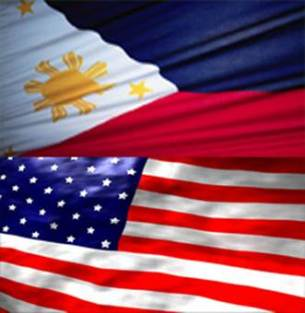 Filipino American Flag