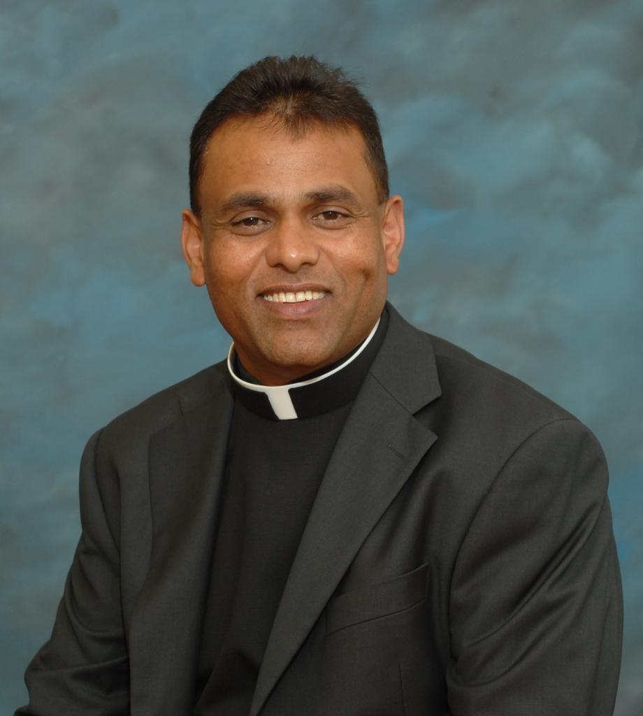 Rev. Antony Gaspar: Pastor