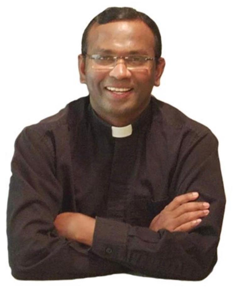 Rev. Bernard Santiago: Assoc. Pastor